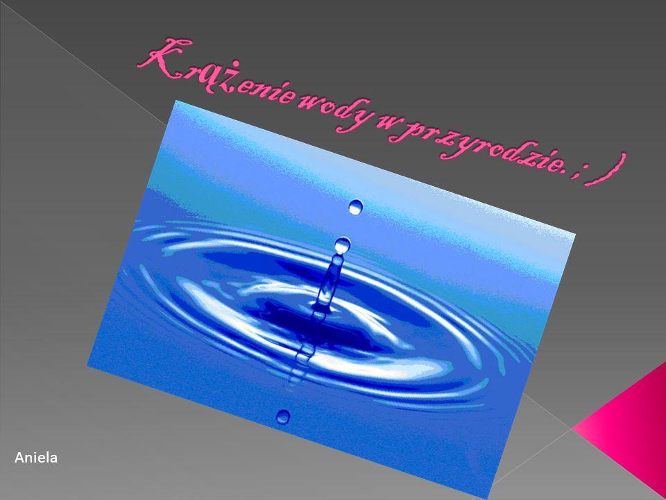 Woda jest jednym z najbardziej rozpowszechnionych związków chemicznych na ziemi, a zarazem związkiem podstawowym decydującym o życiu organizmów w tym i człowieka.