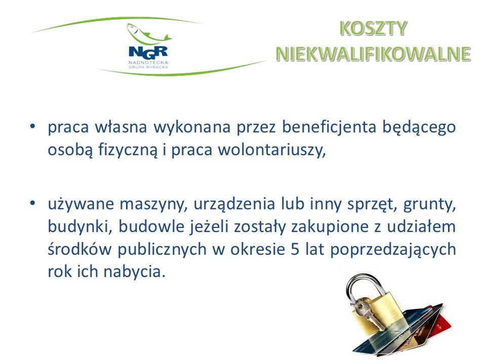 Pomoc na realizację operacji jest przyznawana, jeżeli operacja: jest zgodna z LSROR, jest realizowana na obszarze gmin objętych LSROR (z wyłączeniem operacji polegających na promocji obszaru NGR, kursy, szkolenia mające na celu zmianę kwalifikacji zawodowych), została wybrana przez LGR (oceniona przez Komitet NGR) do wysokości limitu dostępnych środków finansowych przeznaczonych na dany konkurs,