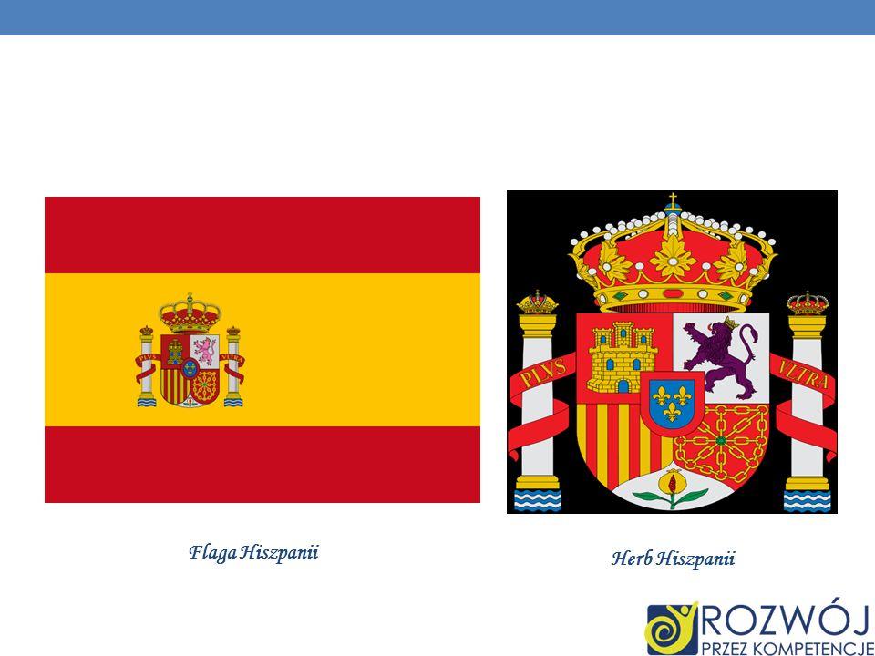Flaga Hiszpanii Herb Hiszpanii