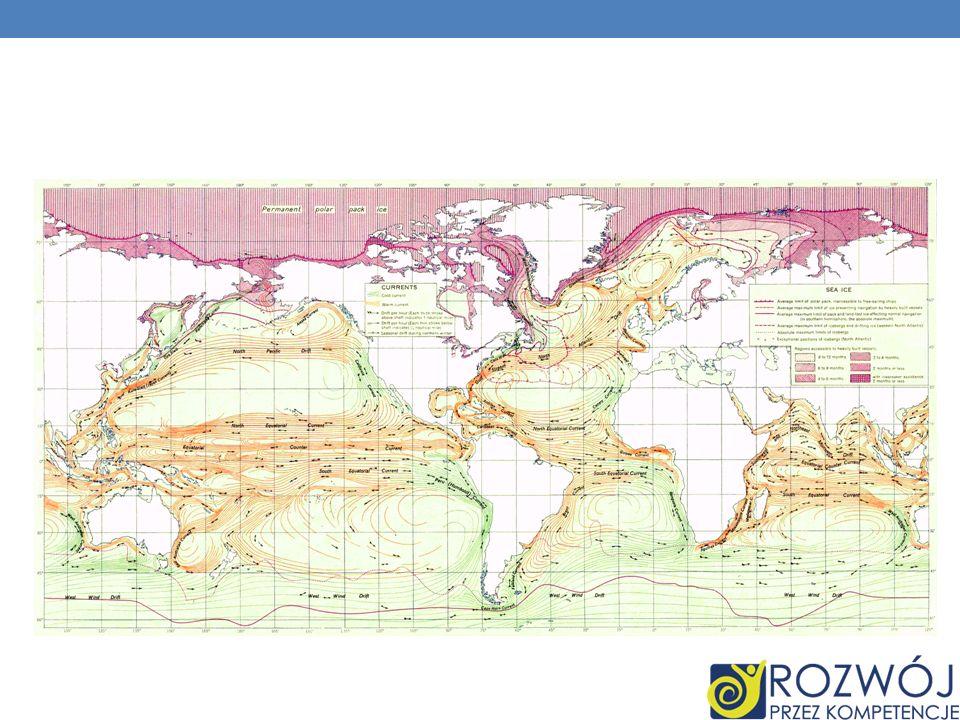 ZANIECZYSZCZENIE OCEANÓW Morza i oceany zajmują prawie 71 % powierzchni Ziemi, a więc około 360 mln km².