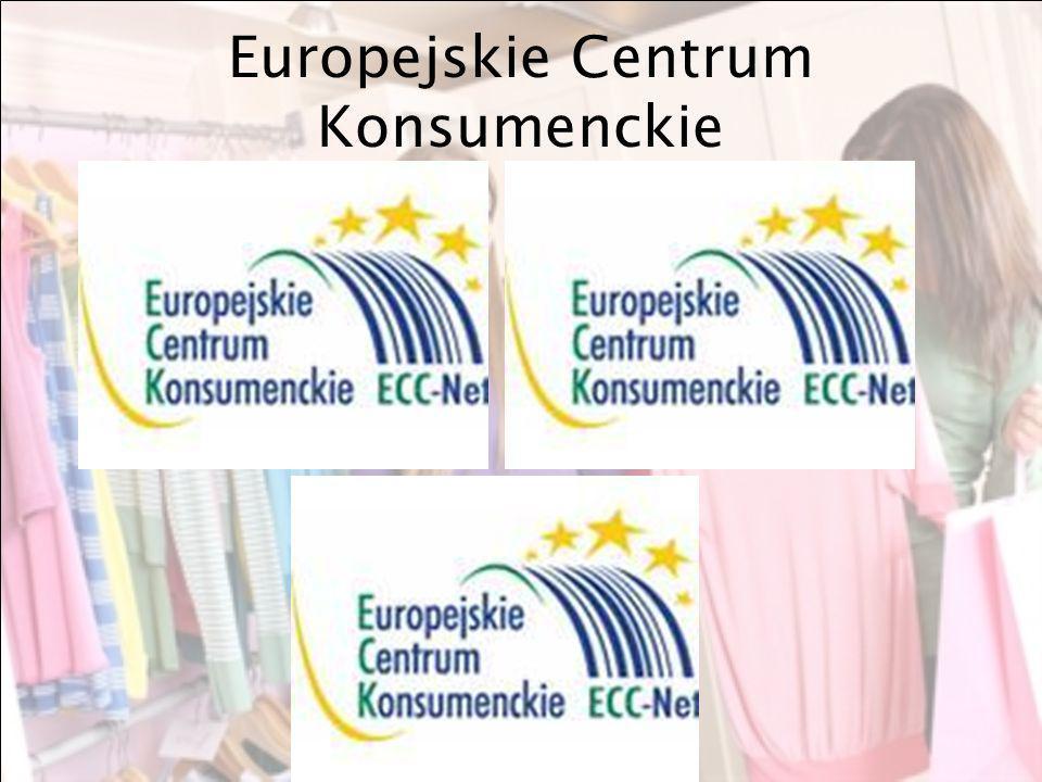 Europejskie Centrum Konsumenckie