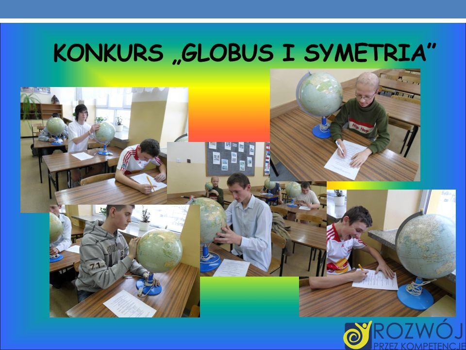 KONKURS GLOBUS I SYMETRIA