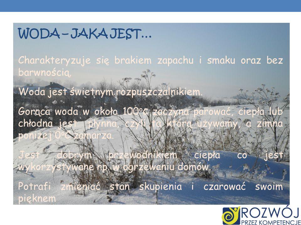 Badamy rozpuszczalność Monika i Krzysztof rozpuszczają cukier A tak kolorowe są nasze wody terytorialne