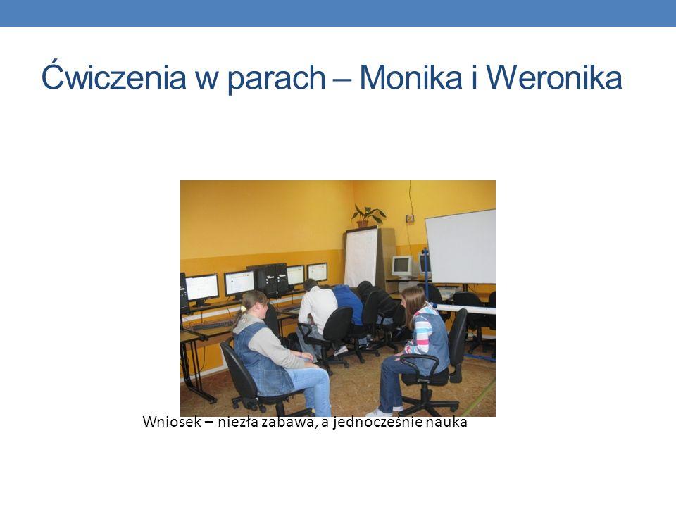 Przygotowanie do rozmowy kwalifikacyjnej – p. Zbyszek uczy uczniów jak rozmawiać