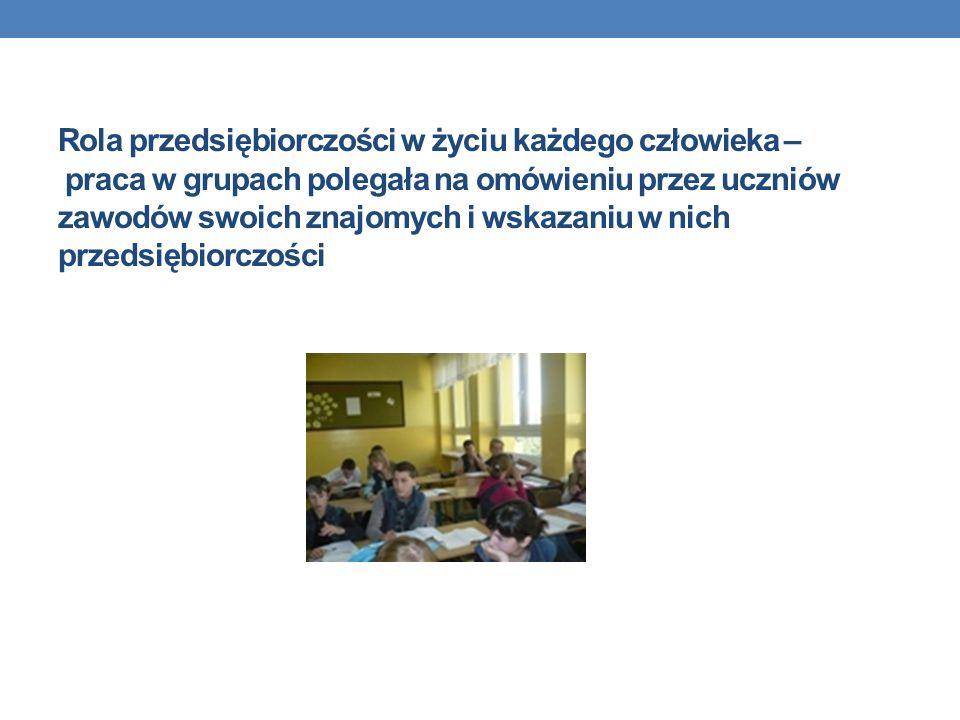 DANE INFORMACYJNE Nazwa szkoły: Nazwa szkoły: Publiczne Gimnazjum w Pinczynie ID grupy: ID grupy:96/65_P_G1 Kompetencja: Kompetencja: PRZEDSIĘBIORCZOŚ
