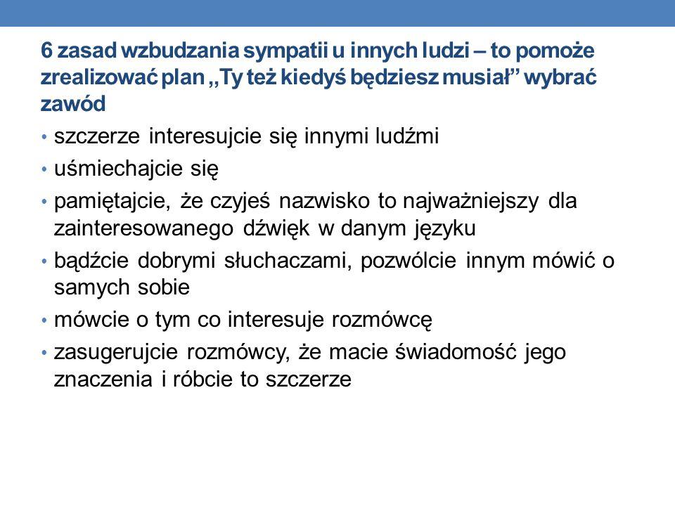 Marcin Wojtaś marzy, aby być hodowcą koni – jak tata, czy dziadek – wie, że jego marzenia mogą się spełnić dostając się do szkoły średniej w Bolesławowie.