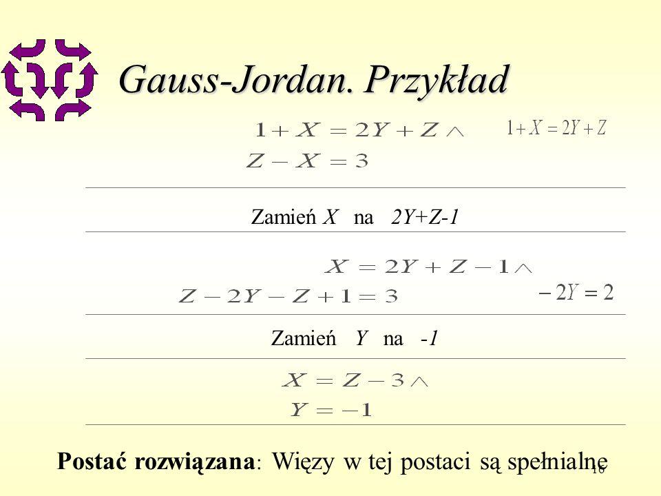 16 Gauss-Jordan.