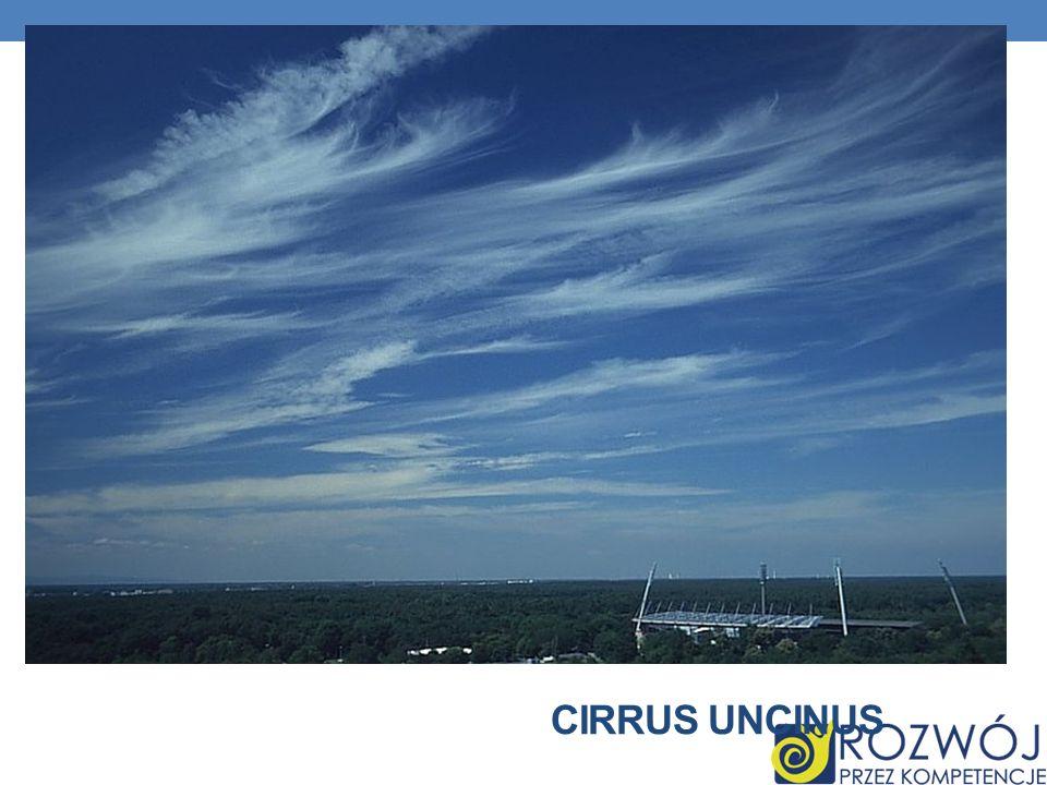 CIRRUS UNCINUS