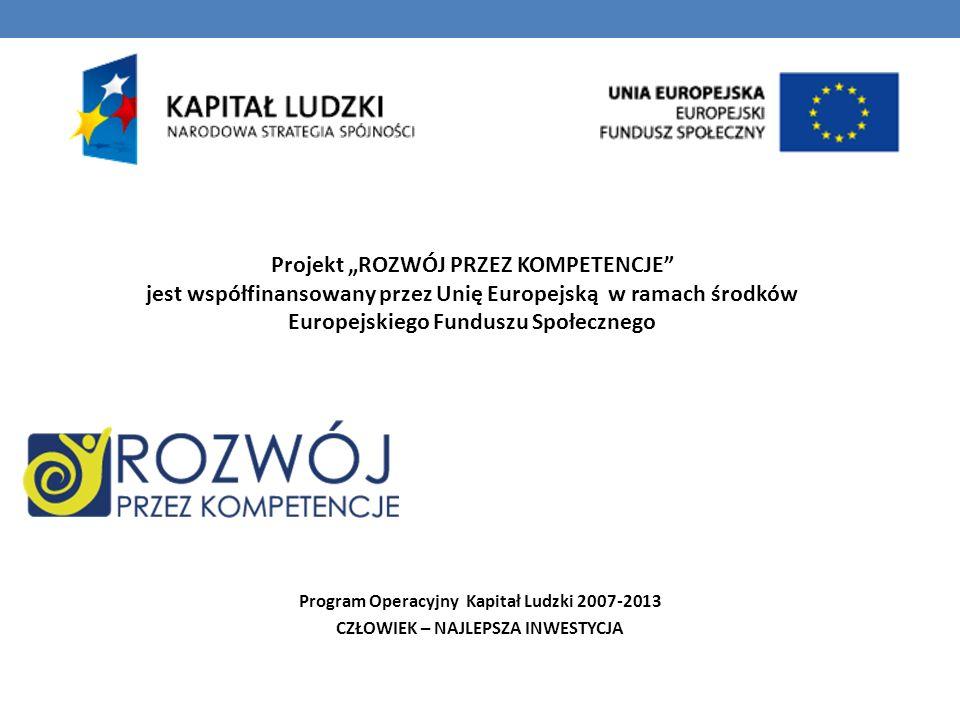 Projekt ROZWÓJ PRZEZ KOMPETENCJE jest współfinansowany przez Unię Europejską w ramach środków Europejskiego Funduszu Społecznego Program Operacyjny Kapitał Ludzki 2007-2013 CZŁOWIEK – NAJLEPSZA INWESTYCJA Publikacja jest współfinansowana przez Unię Europejską w ramach środków Europejskiego Funduszu Społecznego Prezentacja jest dystrybuowana bezpłatnie Uczelniane Zespoły Badawcze dr Dorota Pryputniewicz-Flis