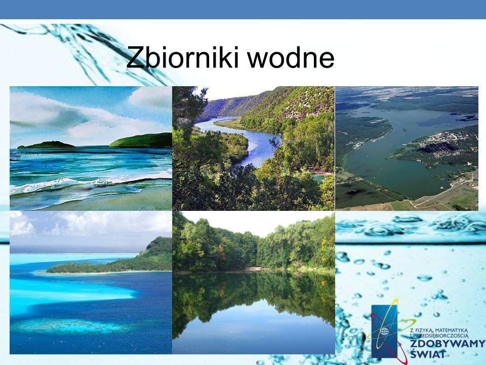 Zbiorniki wodne