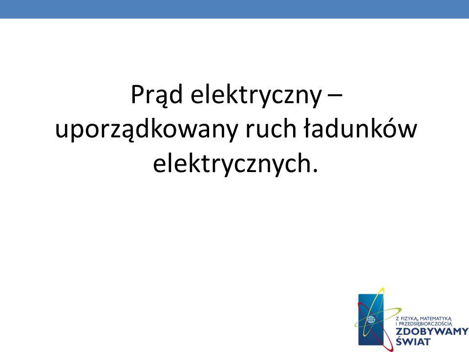 Źródło prądu Źródło prądu – urządzenie, które dostarcza energię elektryczną do zasilania innych urządzeń elektrycznych.
