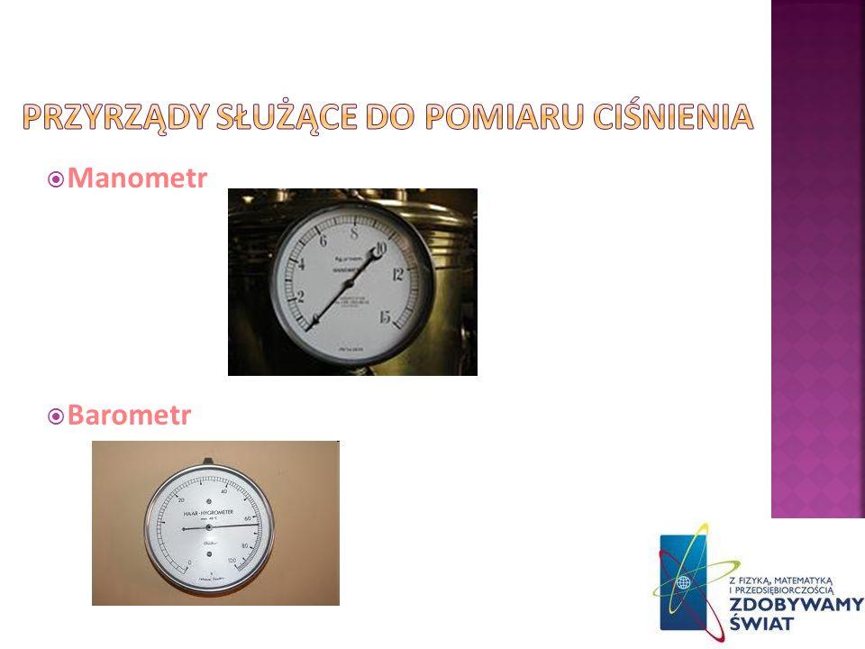 Ciśnienie hydrostatyczne - ciśnienie, wynikające z ciężaru cieczy znajdującej się w polu grawitacyjnym.