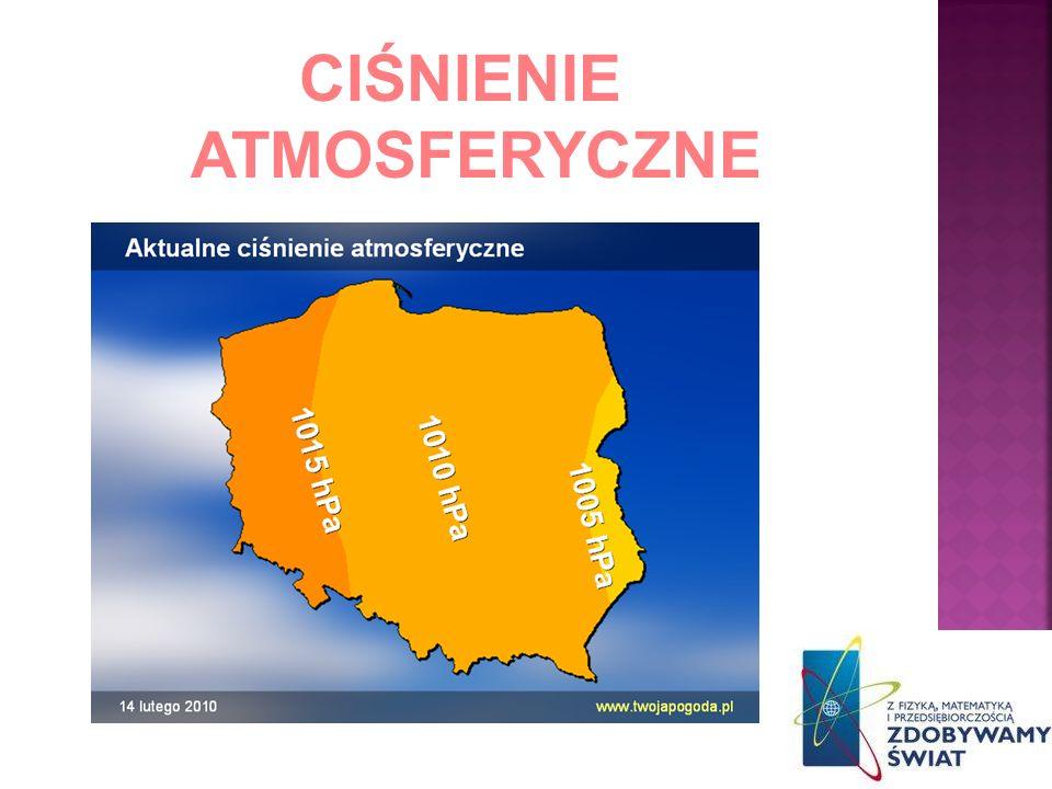 Ciecze i gazy mają szczególna cechę przenoszą działające na nie ciśnienie jednakowo we wszystkie strony.