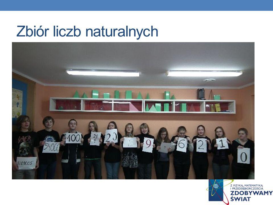 Zbiór liczb naturalnych