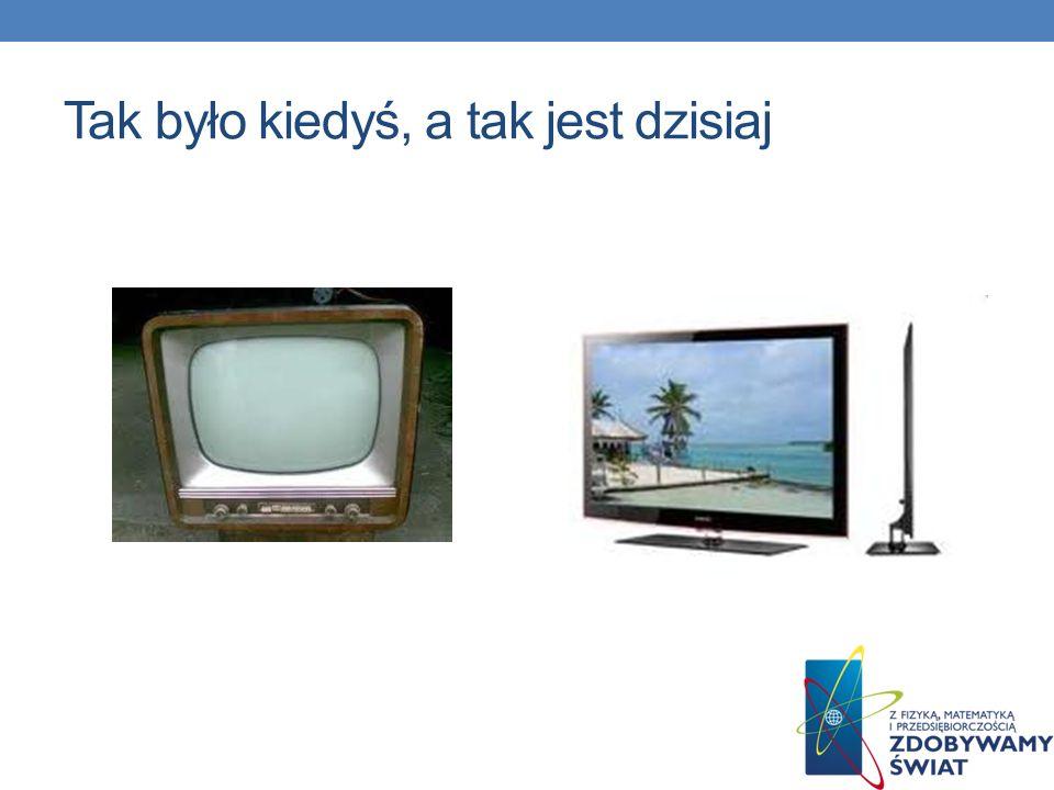 Charakterystyka telewizji Telewizja - dziedzina telekomunikacji przekazująca ruchomy obraz oraz dźwięk na odległość.