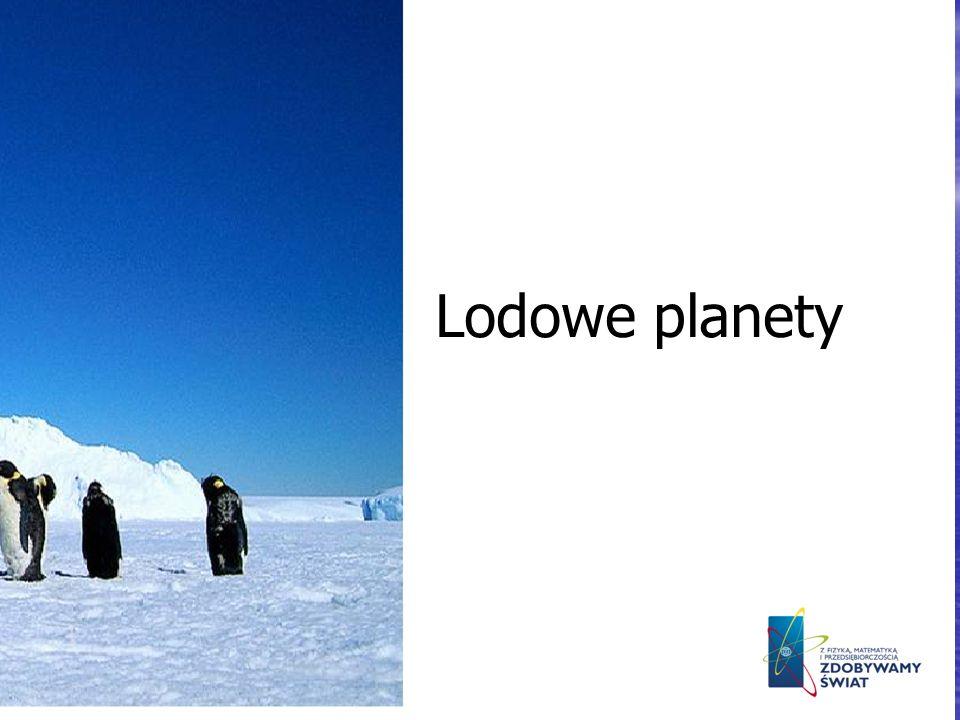 Lodowe planety