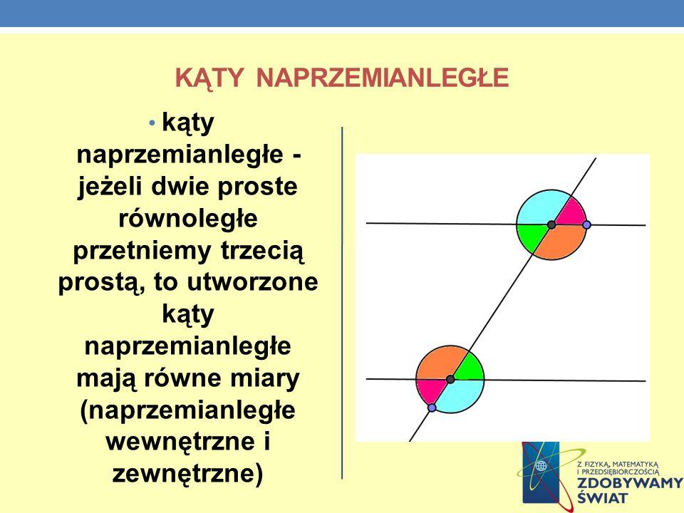 SIECZNA Sieczna okręgu to prosta mająca dwa punkty wspólne z okręgiem.