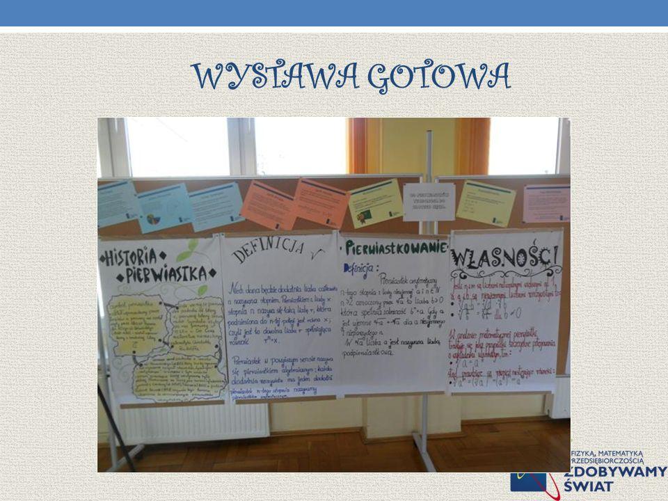 WYSTAWA GOTOWA