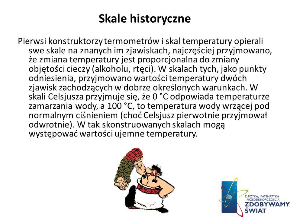 Temperatura jest miarą stanu cieplnego danego ciała. Jeśli dwa ciała mają tę samą temperaturę, to w bezpośrednim kontakcie nie przekazują sobie ciepła