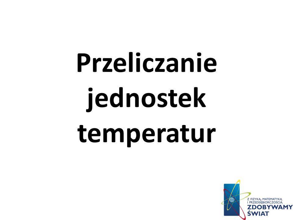 Skale historyczne Pierwsi konstruktorzy termometrów i skal temperatury opierali swe skale na znanych im zjawiskach, najczęściej przyjmowano, że zmiana