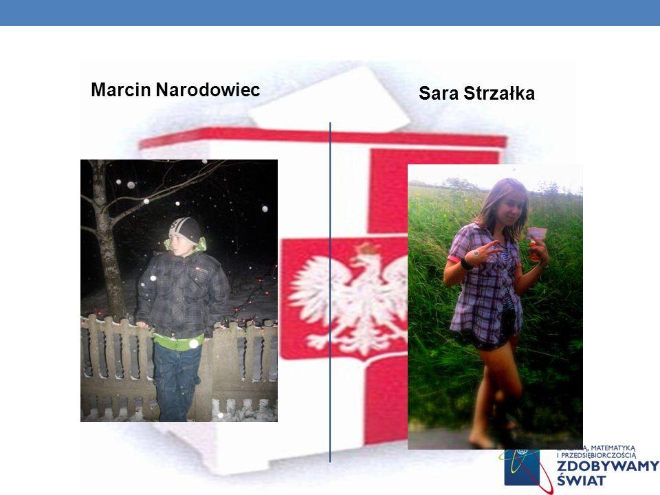 Marcin Narodowiec Sara Strzałka