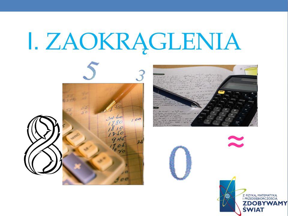 ZADANIE 1 Pan Błoński przez rok zarobił 35 487 zł, a pan Wroński przez siedem miesięcy 21 275 zł.