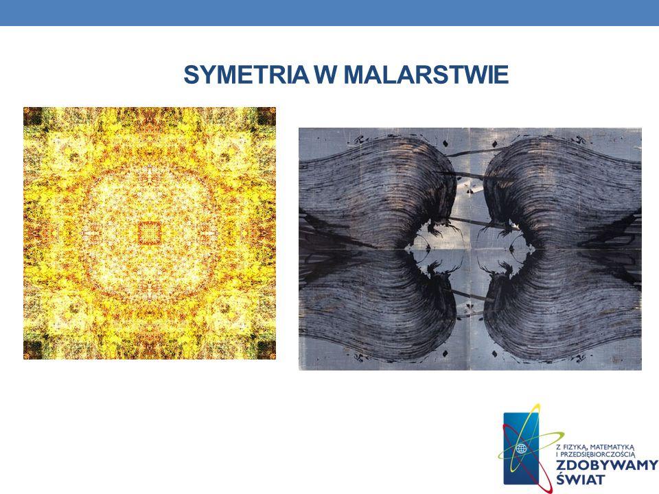 SYMETRIA W MALARSTWIE