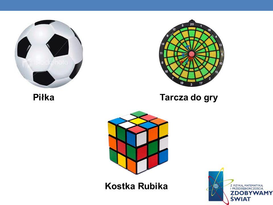 Piłka Tarcza do gry Kostka Rubika