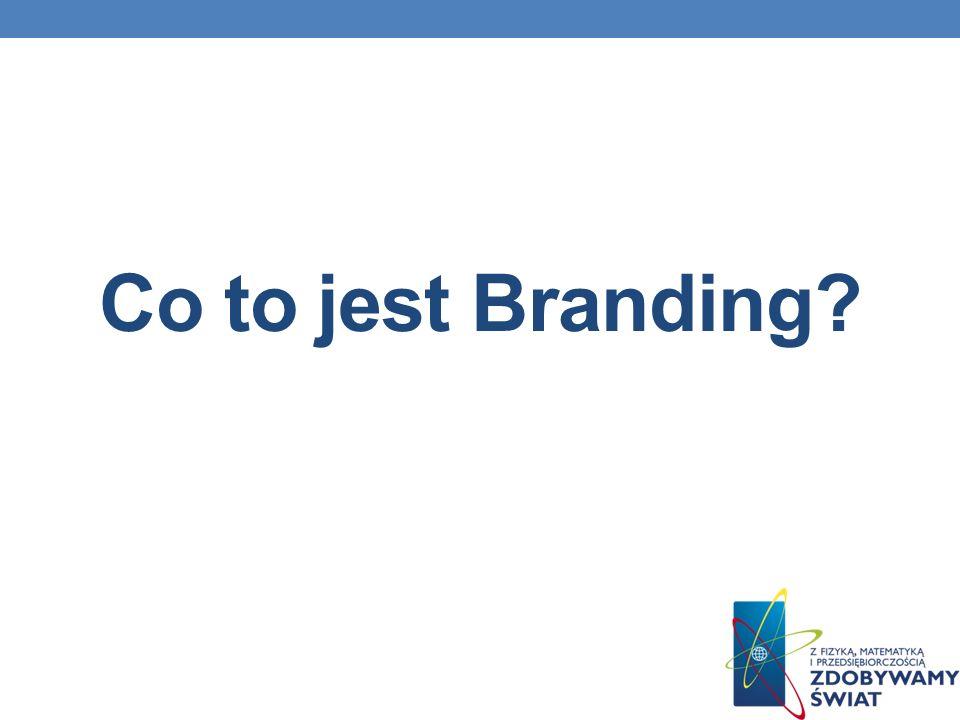 Co to jest Branding?