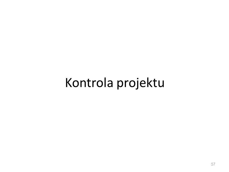56 Kontrola na zakończenie realizacji projektu: dotyczy każdego projektu, przeprowadzana jest po złożeniu przez beneficjenta wniosku o płatność końcow