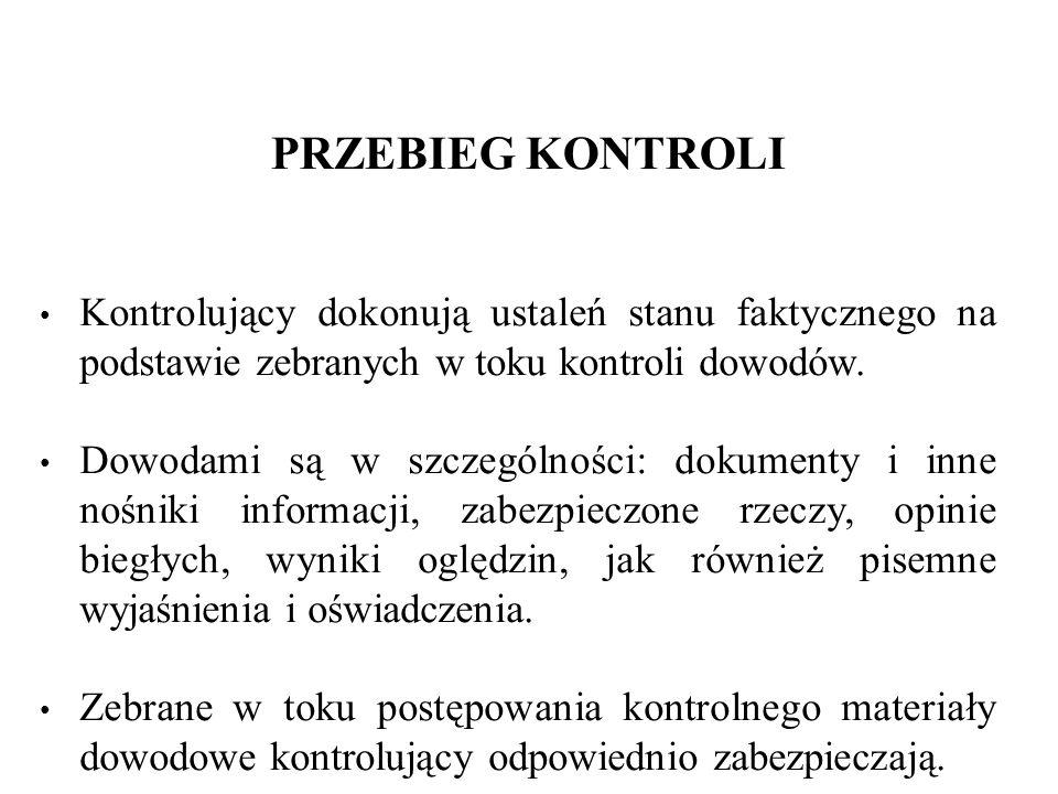 JAK PRZYGOTOWAĆ SIĘ DO KONTROLI ? znać swoje prawa i obowiązki - zapoznać się z przepisami potwierdzone za zgodność z oryginałem kopie dokumentów (wni