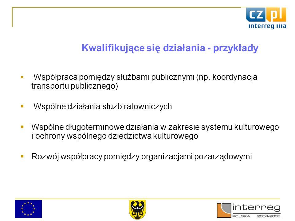 Współpraca pomiędzy służbami publicznymi (np.