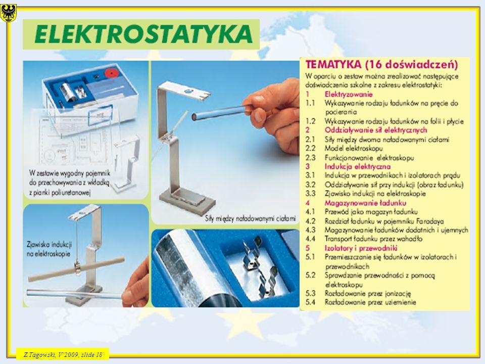 Z.Tagowski, V2009, slide 18