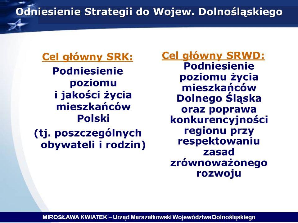 Odniesienie Strategii do Wojew.