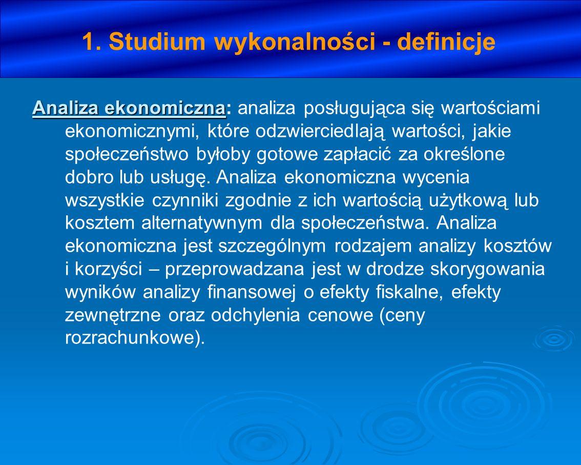 VI.ANALIZA INSTYTUCJONALNO-PRAWNA 1. Status prawny beneficjenta 2.