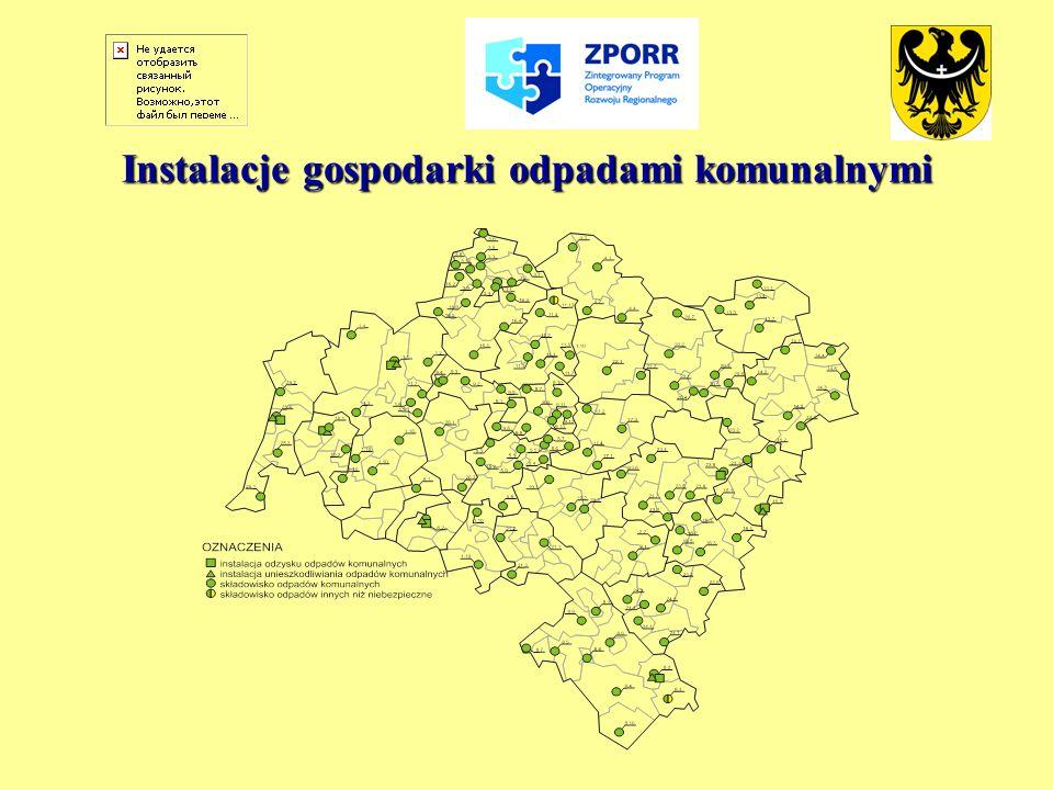 Instalacje gospodarki odpadami komunalnymi