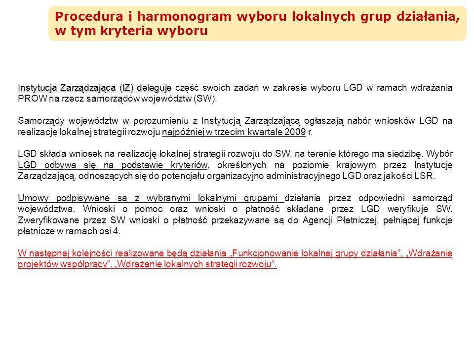 Na Dolnym Śląsku w latach 2005-2007 powstało bądź realizowało schemat II Leader 14 Lokalnych Grup Działania w charakterze fundacji, z czego 12 posiadających siedzibę na Dolnym Śląsku.