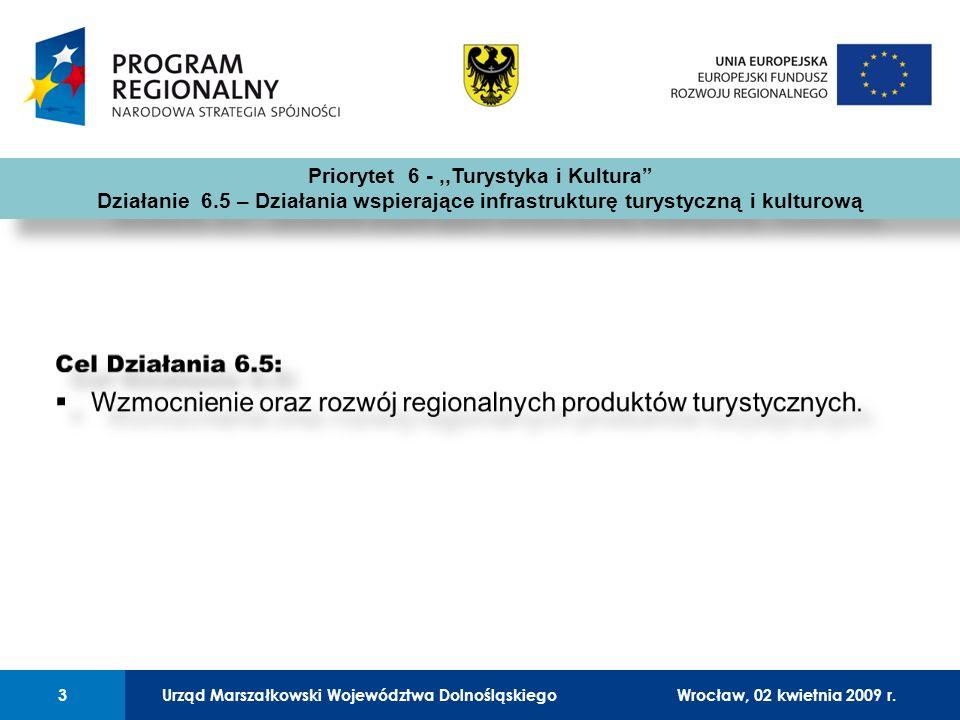 Urząd Marszałkowski Województwa Dolnośląskiego27 lutego 2008 r.3 01 Urząd Marszałkowski Województwa Dolnośląskiego3Wrocław, 02 kwietnia 2009 r.