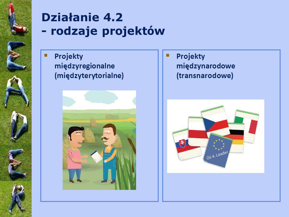 Wdrożenie (projekt międzyregionalny) SW LGD weryfikacja uzupełnienia ocena projektu umowa WoPP