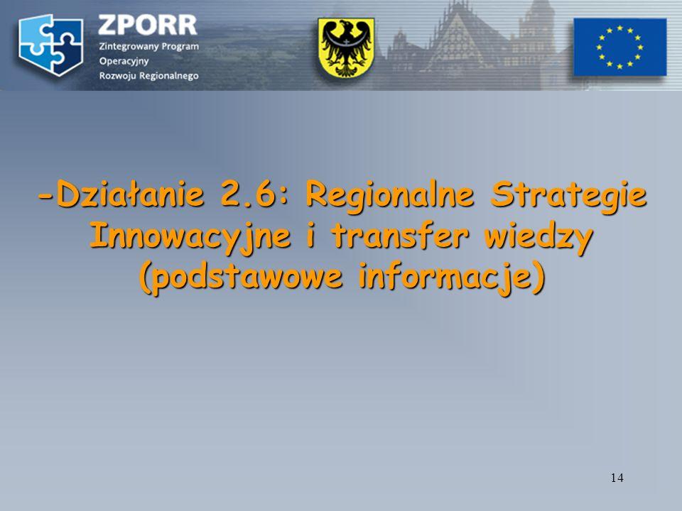 13 Ocena merytoryczna projektów złożonych do Priorytetu 2 i działania 3.4 ZPORR Komisja Oceniająca Projekty cd.