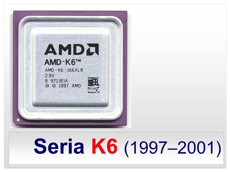 Seria K6 (1997–2001)