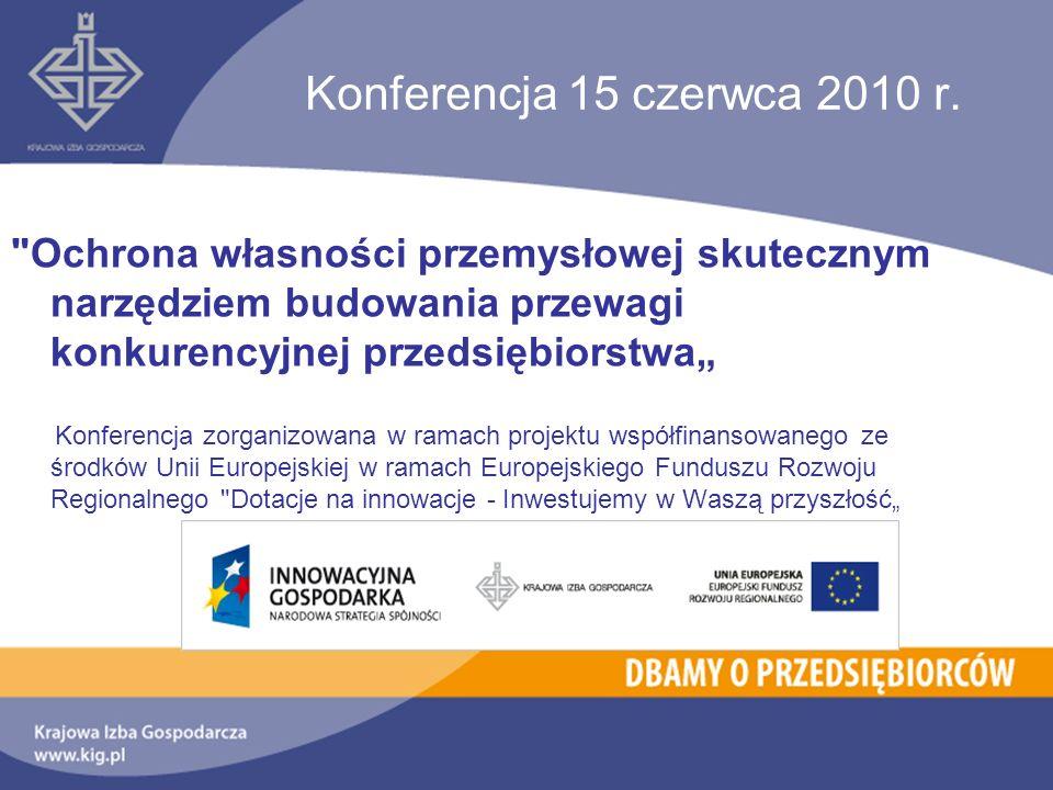 Konferencja 15 czerwca 2010 r.