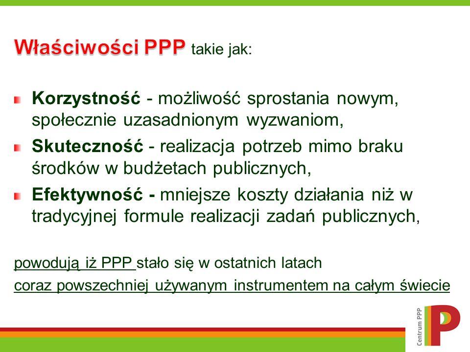 PPP: Korzystność! Skuteczność! Efektywność!