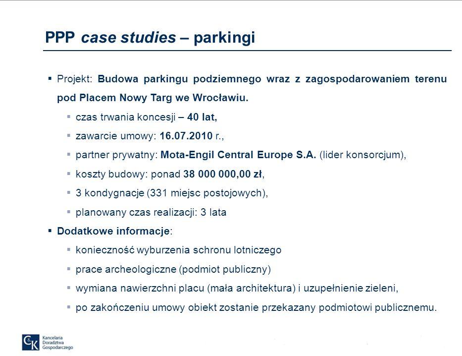 Projekt: Budowa parkingu podziemnego wraz z zagospodarowaniem terenu pod Placem Nowy Targ we Wrocławiu.