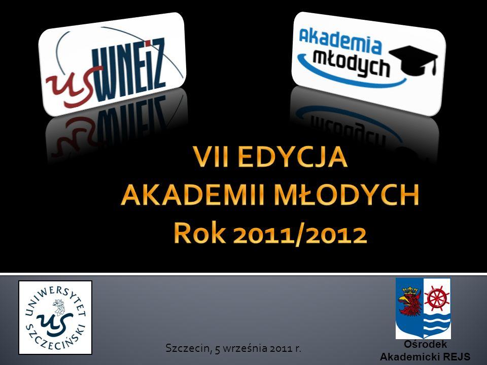 Ośrodek Akademicki REJS Szczecin, 5 września 2011 r.