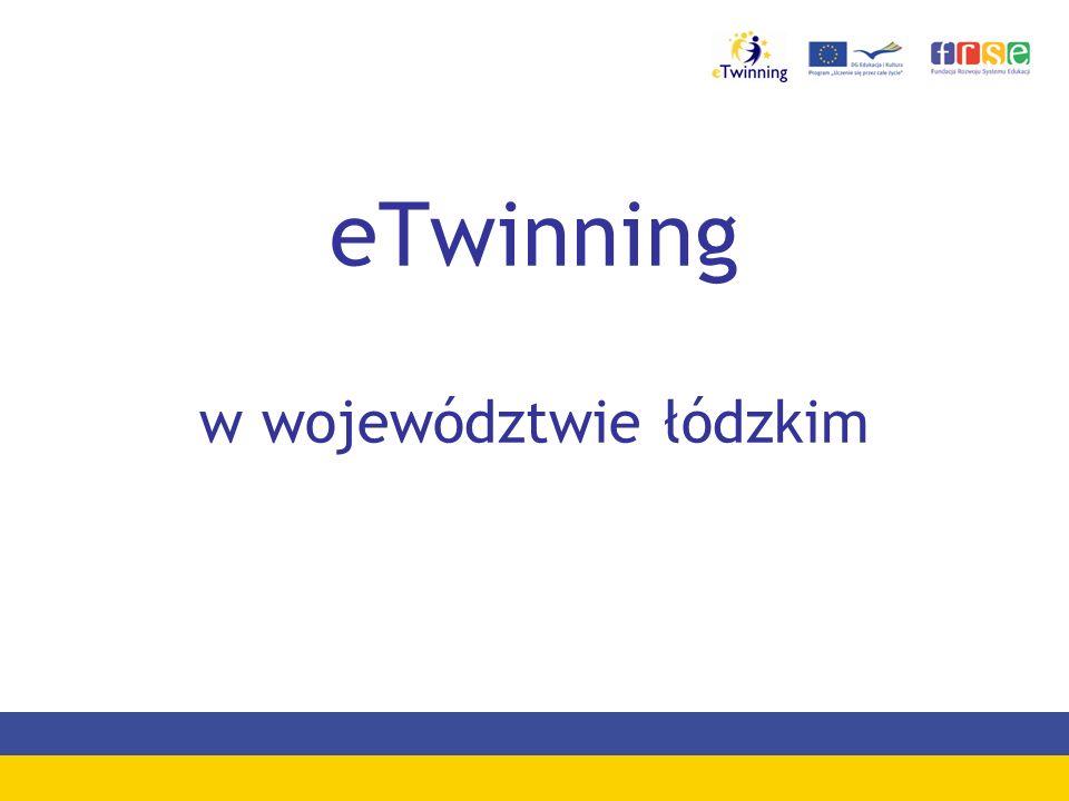 eTwinning w województwie łódzkim