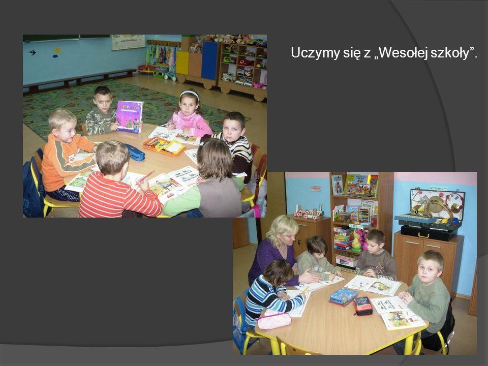 Uczymy się z Wesołej szkoły.