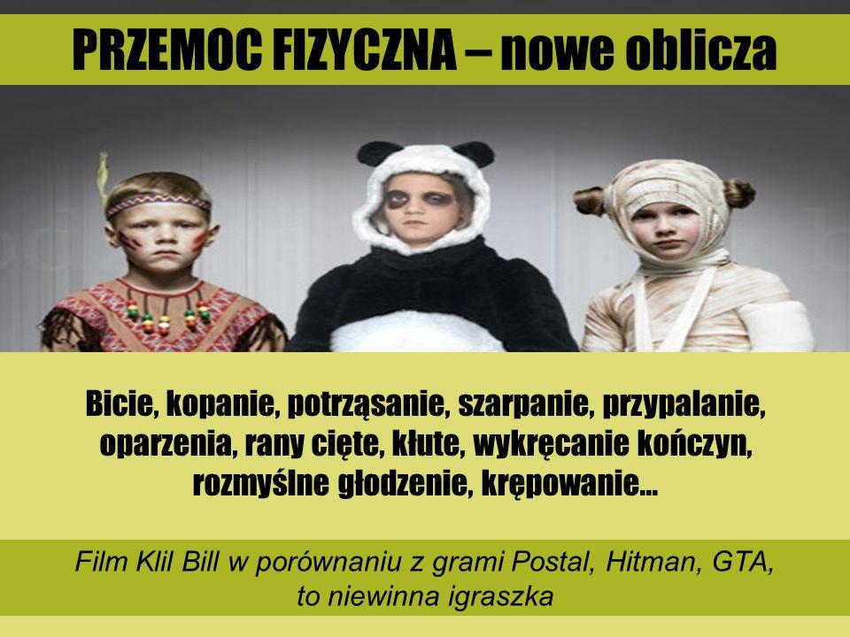 Polskie mity na temat przemocy wobec dzieci MIT 1 Sprawcami maltretowania dzieci są osoby chore psychicznie, dewianci MIT 2 Przemoc dotyczy środowisk patologicznych