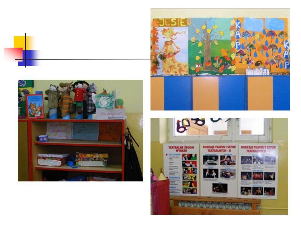 Oddział przedszkolny - inicjatywy