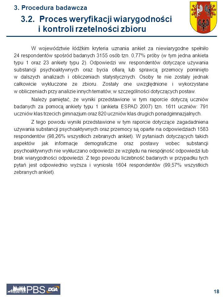 19 4. Charakterystyka badanych uczniów